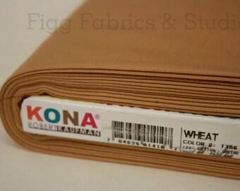 KONA Cotton in Wheat (Color 1386)