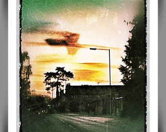 Sky prints, Photography,  Sunset images, Sunrise images, Stormy skies, A4 prints, Ready to ship