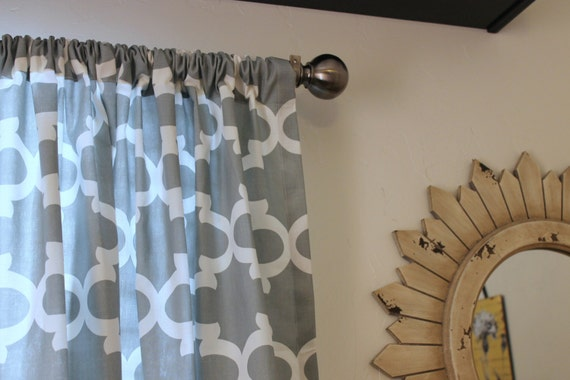 bedroom curtains nursery curtains gray curtains bedroom drapes