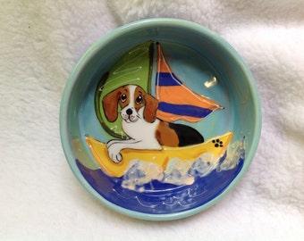Sailing Beagle