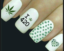 einzigartige artikel zum thema marijuana tattoo etsy. Black Bedroom Furniture Sets. Home Design Ideas