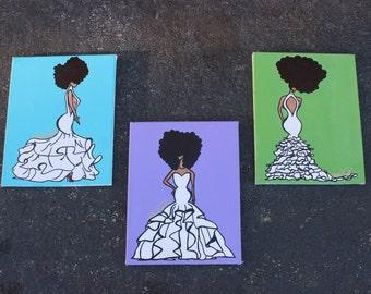 The Wedding Dolls Series Prints