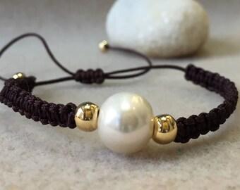 Fresh water pearl bracelets