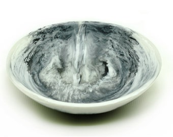 Large Marbled Bowl