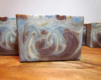 Oh You Fancy Cold Process Silk Soap
