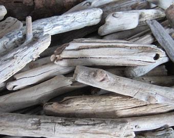 Bulk Driftwood Lot 50 Small Driftwood Pieces - Wreath - Mirrors - Home Decor