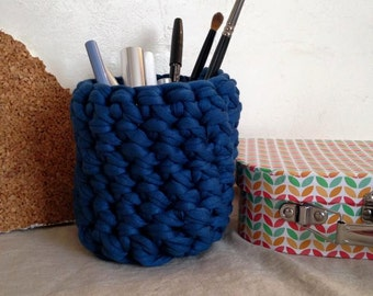 baskets in recycled jersey
