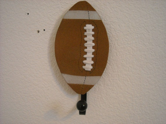 Decorative Hook for Sports Gear