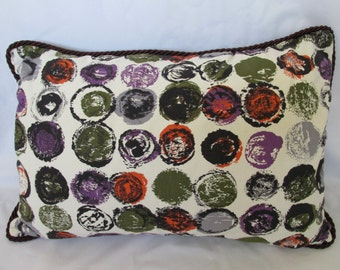 Vintage Print Cushion