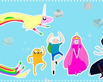 Adventure Time Stickers