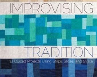 Improvising Tradition by Alexandra Ledgerwood BOOK #MDIT
