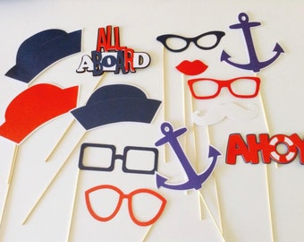 Nautical Photo Props
