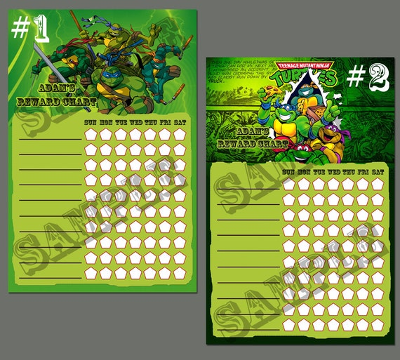 printable teenage mutant ninja turtles