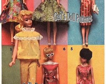 Barbie Around the Clock Wardrobe