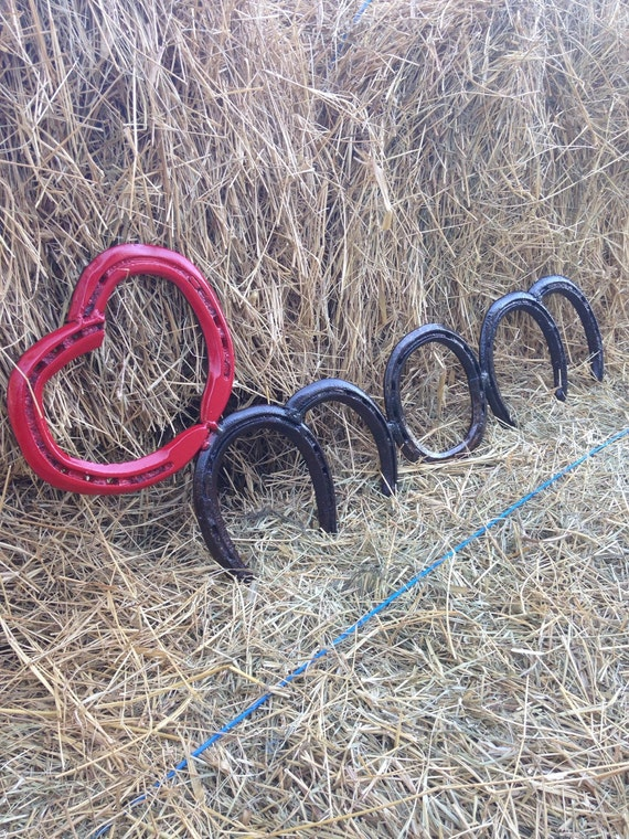 Items similar to horseshoe mom sign recycled horseshoes for Things made from horseshoes