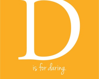 D - Initial Print