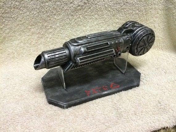 Custom Predator Shoulder Plasma Cannon 1/1 Scale