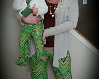 Mommy and Me Palazzo pants!!!