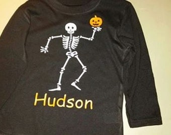 Boys Halloween Long Sleeve