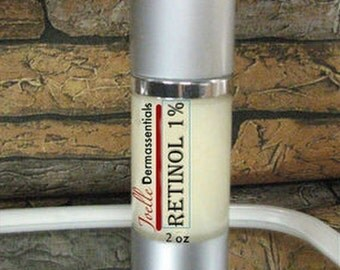 Retinol Organic Natural Firming Filling Cream Serum Prevent Acne Wrinkles