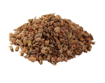 Dried Organic Pine Sprouts (Pine tips), (Turiones pini) 1 oz (30 g)