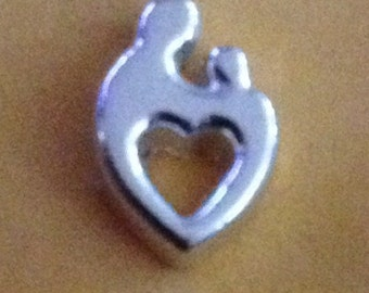 Mother / Child charm