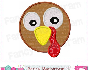 Turkey applique,Thanksgiving design,Thanksgiving applique,Turkey design ,Turkey embroidery,Turkey,Thanksgiving,Turkey Face.-06