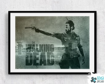 The Walking Dead print/poster
