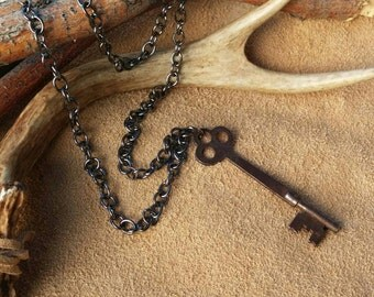 Vintage Key pendent