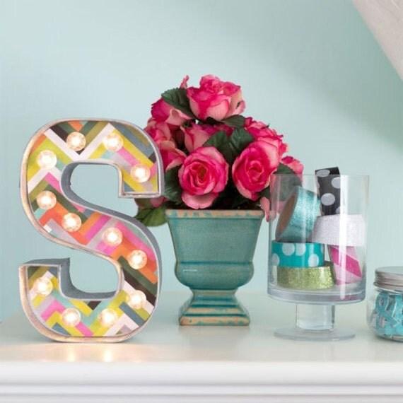 Custom Marquee Letter Symbol Light Letters Symbols