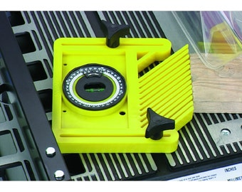 CHICAGO ELECTRIC Feather Board With Angle Finder36697