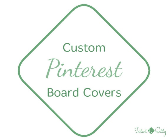 Custom Pinterest Board Covers & Installation | Social Media Marketing | Social Media Management | Custom Branding | Brand Matching | SMM