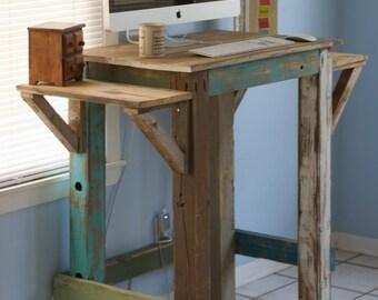 About Standing Desks On Pinterest Standing Desks Diy Desk And