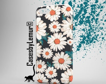 DAISY Iphone 6 Case Hipster Iphone 6 Plus Case Daisy Print phone case 90s Grunge Iphone 5 Case Vintage Iphone 5s Case Flowery Girly Gifts