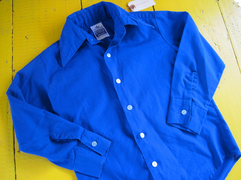 c7767a80aa406 Royal Blue Button Down Shirt Mens - South Park T Shirts