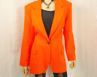 Sake Orange Jacket