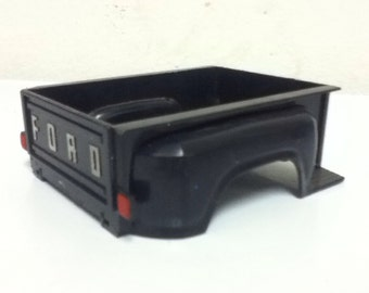 1:25th scale ford f-150 truck bed flareside pickup model kit project