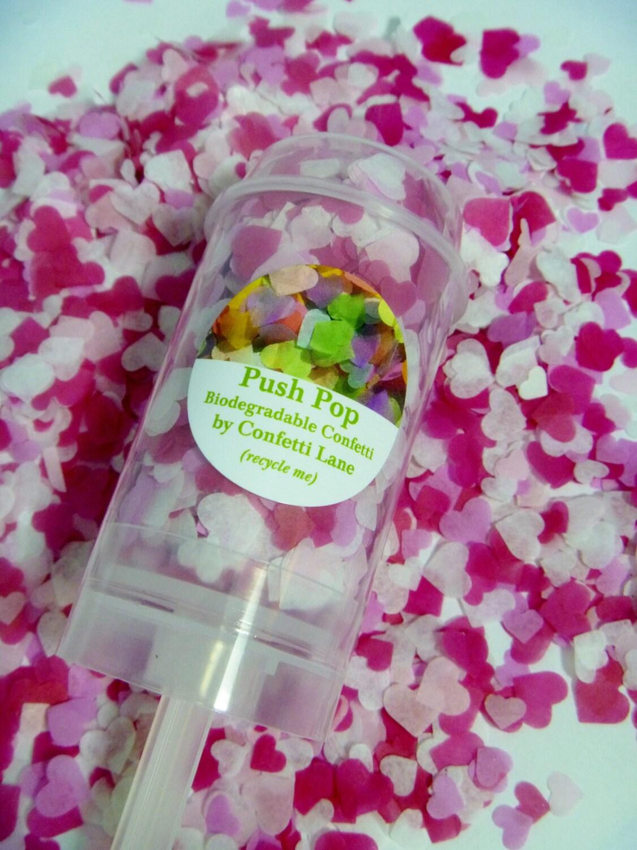 shop pink confetti push pop