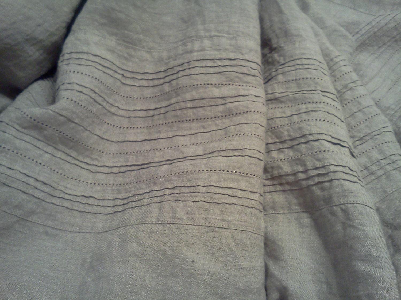 Organic Linen Duvet Cover Set King Size Natural Linen 100