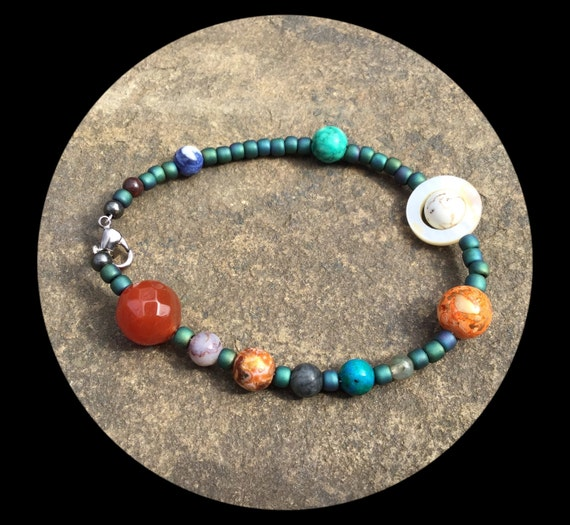 solar system bracelet - photo #12