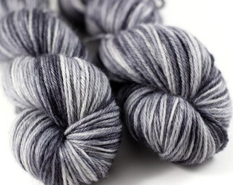 OOAK 13: 100% superwash BFL DK 4-ply yarn