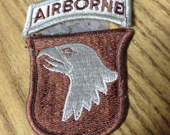 Desert Storm Airborne Patch