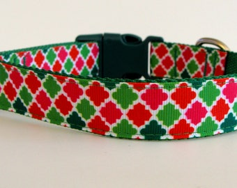 Moroccan Holiday Collar Bright READY TO SHIP!