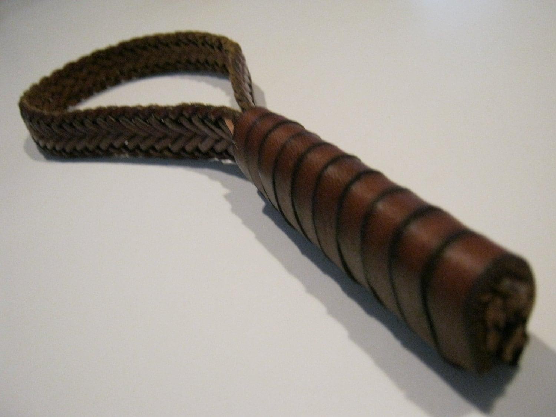 belt spanking