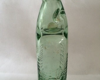 Vintage Codd Bottle - T.Cook, Folkestone