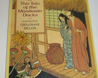 The Tale of the Mandarin Ducks by Katherine Paterson - Childrens books - vintage books
