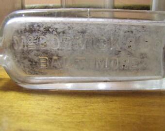 Vintage Flavoring Bottles