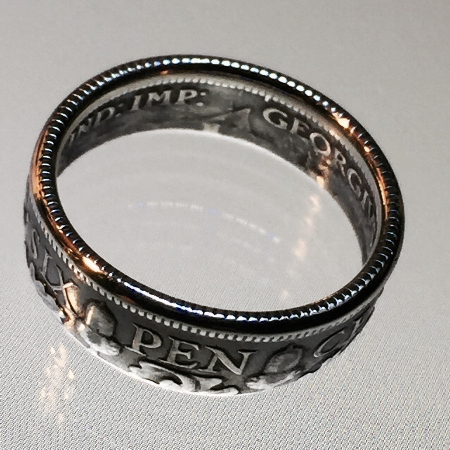 Something Borrowed Wedding Band: For Your Bride: Something Borrowed Something Blue