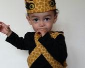 Cute handmade giraffe cos...
