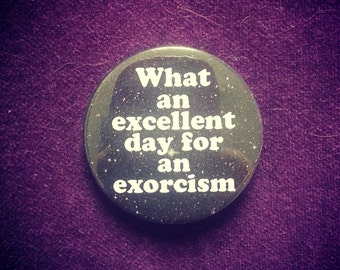 "badge ""Exorcist"""